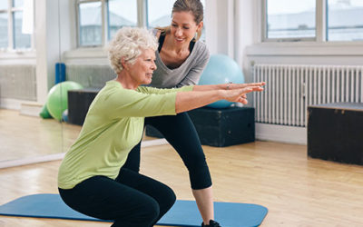 Personal Training At Any Age