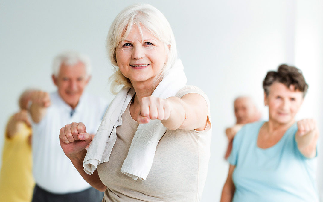 Self Defense for Seniors: What Does it Consist of?