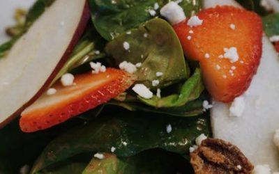 Summer Recipe Selection from Amanda Garant, RD