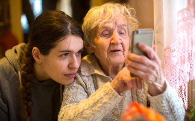 Keeping Up With the Grandkids on Social Media