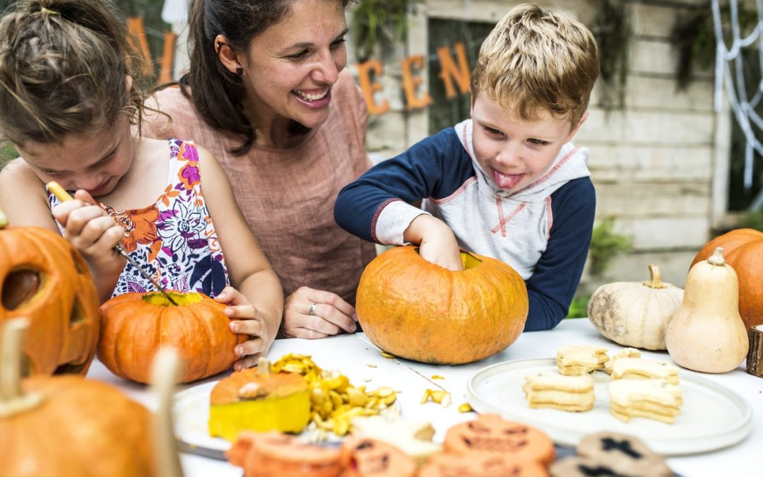 The Great Pumpkin: Using a Whole Pumpkin for Fall Recipes